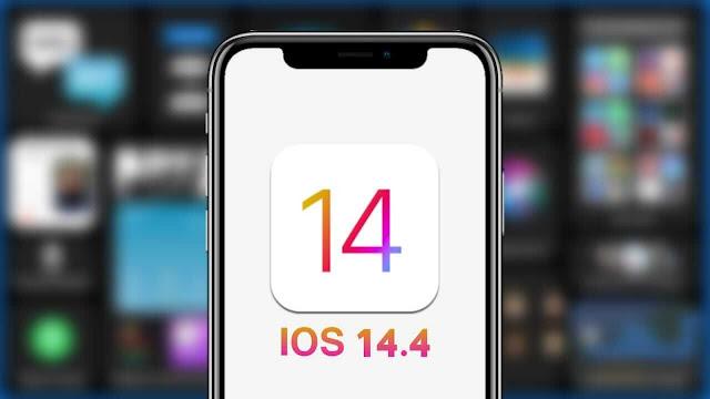 تحميل و تثبيت تحديث IOS 14.4 على جهاز iPhone أو iPad