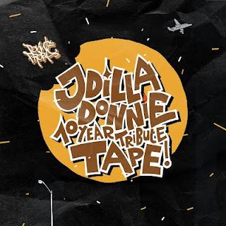 Donnie Propa – 10 Year Tribute Tape – RIP J Dilla (2016) [WEB] [FLAC]