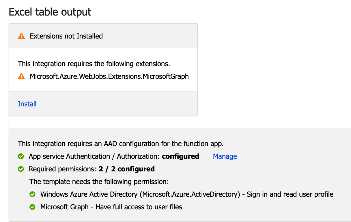 azure function output -- excel table   hi baidu com
