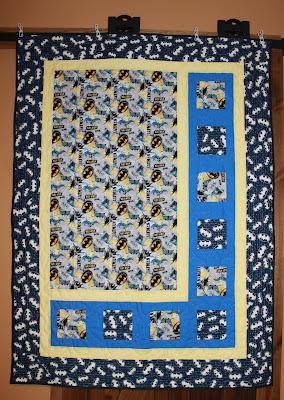 Batman Fabrics