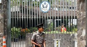 Jelang Pengumuman KPU, Kedubes AS Keluarkan Peringatan Keamanan