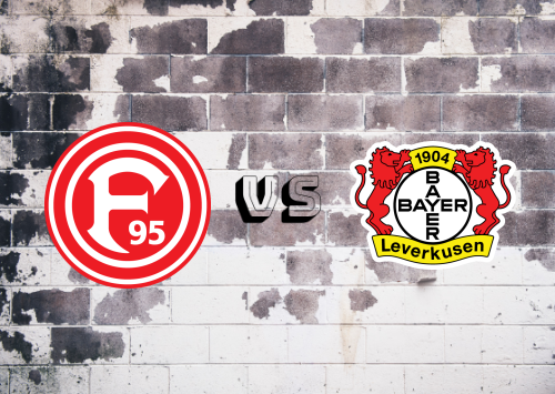 Fortuna Düsseldorf vs Bayer Leverkusen  Resumen