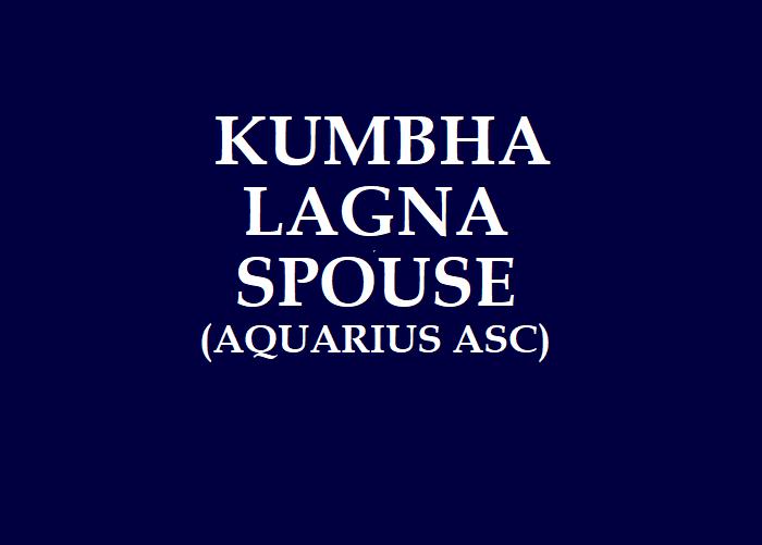 Kumbha Vedic Astrology
