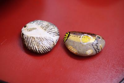 鳥取砂丘の海鮮丼 鯛喜 かわいい魚の箸置き