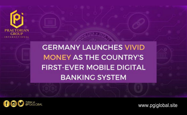 Vivid Money, Mobile Digital Banking System
