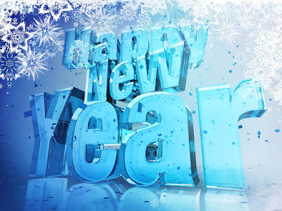 Happy New Year 3D Wallpaper Android 2017