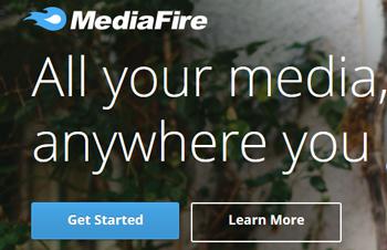 Crear cuenta en Mediafire Gratis
