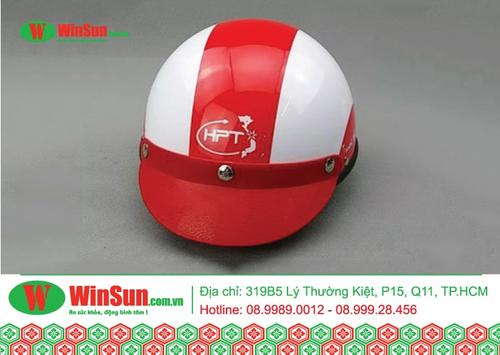 Nhận làm nón bảo hiểm quà tặng chất lượng, giá cả ưu đãi
