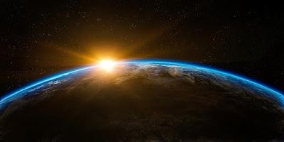Como nasceu nosso planeta ?