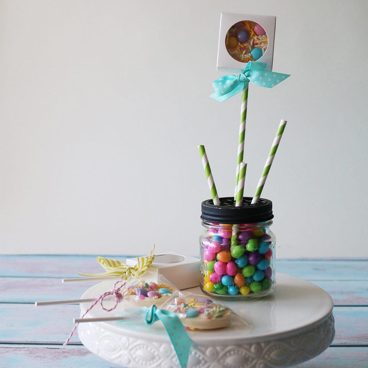 diy sweet ideas for entertaining and favors - chocolate candy sweets | Lorrie Everitt Studio