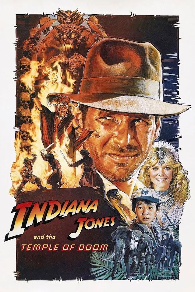 2 Indiana Jones and the Temple of Doom 1984 x264 720p Esub BluRay Dual Audio English Hindi THE GOPI SAHI