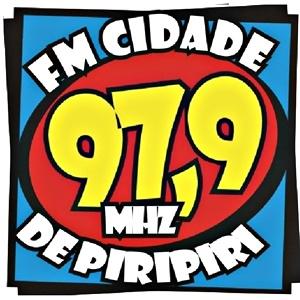 Ouvir agora Rádio FM Cidade 97,9 - Piripiri / PI