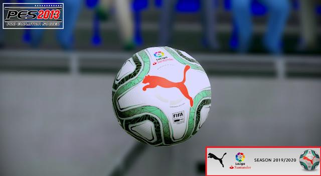 Puma La Liga 2019-2020 Balls PES 2013