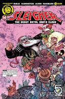 Sleigher ActionLab Comics