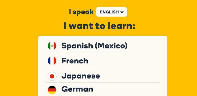 تحميل تطبيق Memrise Learn Languages Premium وتعلم لغتك المفضلة مع سوبر تطبيق لتعليم اللغات