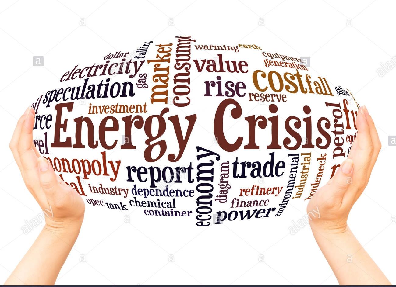 Poto crisis energy
