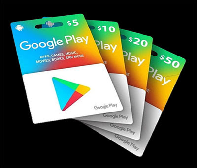google play free gift card