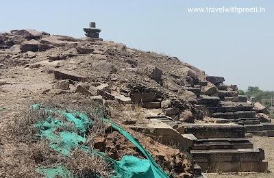 बीजामंडल मंदिर खजुराहो - Bijamandal temple Khajuraho