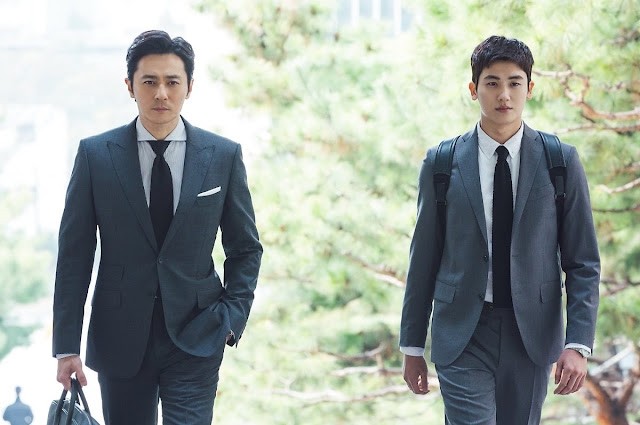 Suits Korean drama recommendations