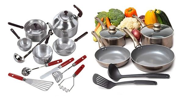 افضل أواني الطبخ والطهي الصحية