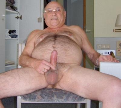 Fat Gay Mature 46