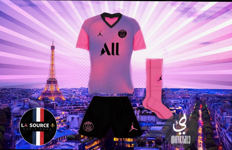 Nike Paris Saint Germain 20 21 Home Away Third Fourth Kits Release Dates Leaked Footy Headlines