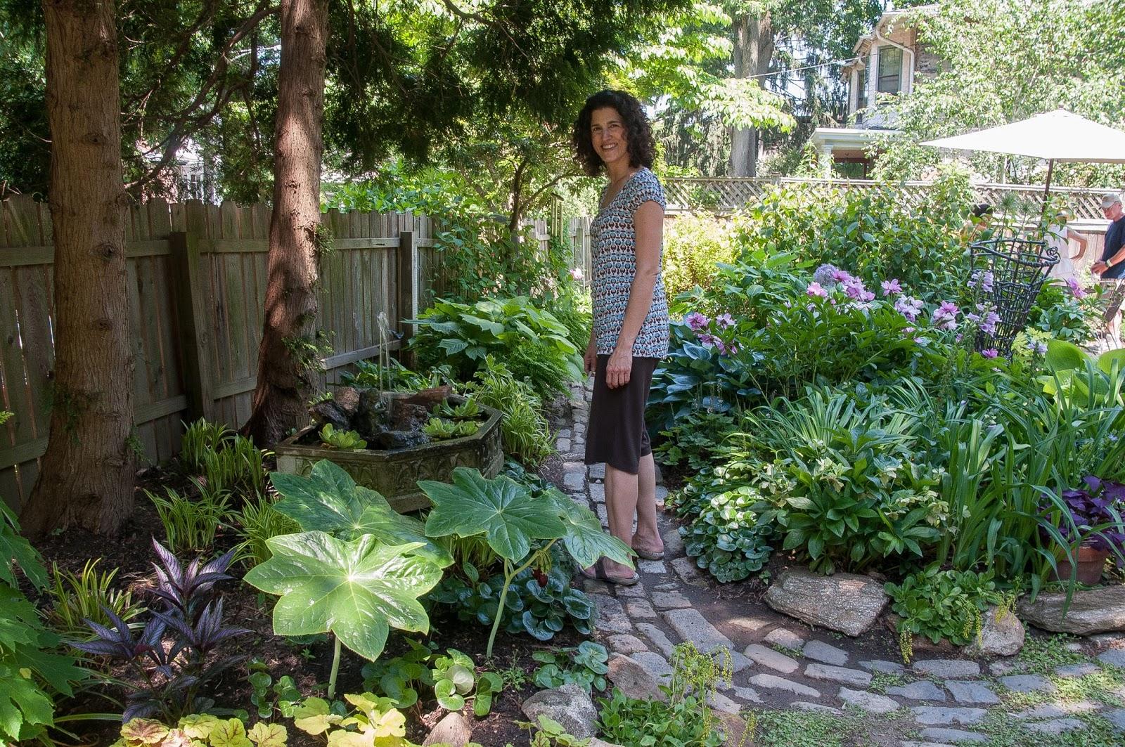 mt airy learning tree hidden gardens tour june 4 nw philadelphia - Hidden Garden