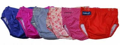 A Swim Nappy (swimming diapers) Picture