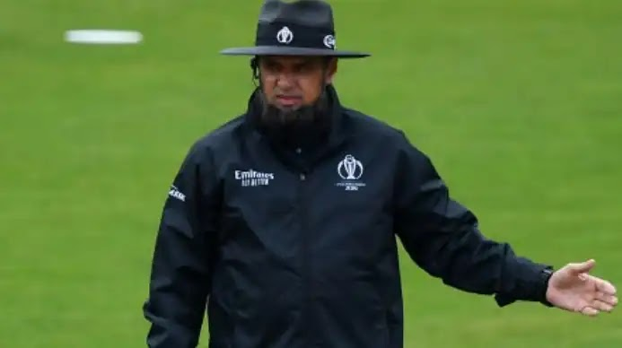 Aleem Dar Registers Another Record to His Name