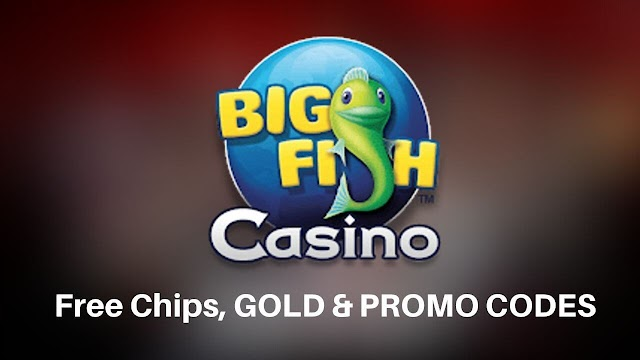 [DAILY UPDATED] Big Fish Casino: Free Chips & Gold ( ° ͜ʖ °)