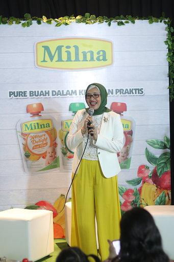 review Milna Nature Delight, cara santuy siapain buah. cara enak makan buah zaman now