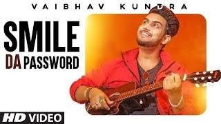 Smile Da Password Lyrics | Punjabi song 2020 | Vaibhav Kundra