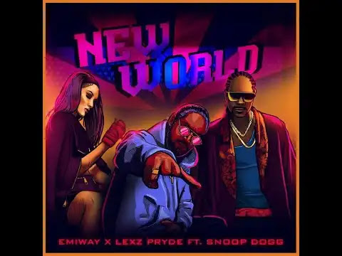 Emiway Bantai Song New World Lyrics | New Hindi Songs