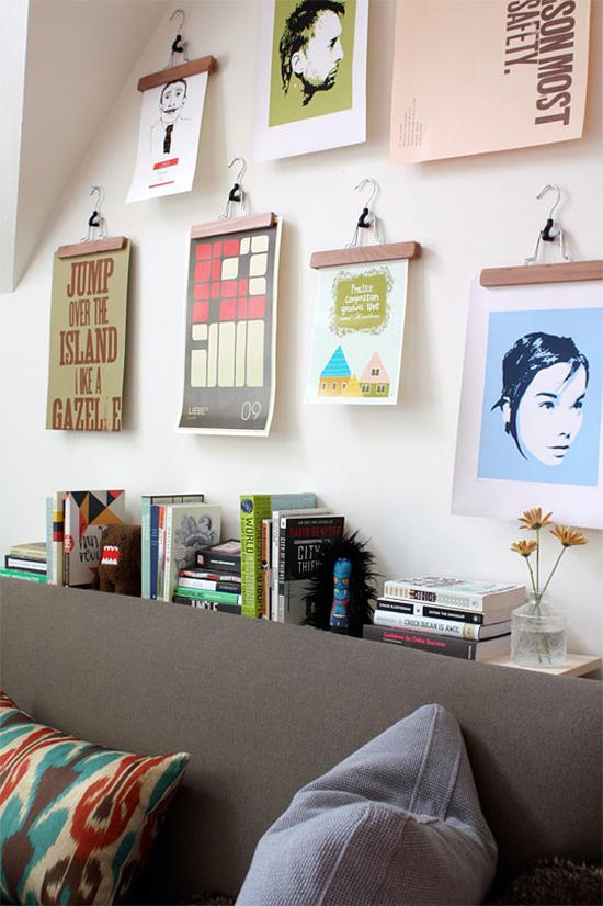 mural de quadros, mural na parede, galery wall, cabide reciclado, cabide upcycling, cabide, repurposed hanger, a casa eh sua, acasaehsua. reciclagem, faça você mesmo, diy, reaproveitar, reaproveitar cabide, home, home decor, interior, interior design