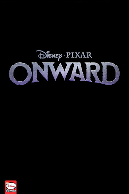 Pixar Onward Manticore Graphic Novel