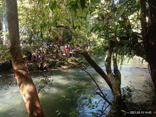 Kali Salgen serpihan keindahan alam di Sorong Selatan