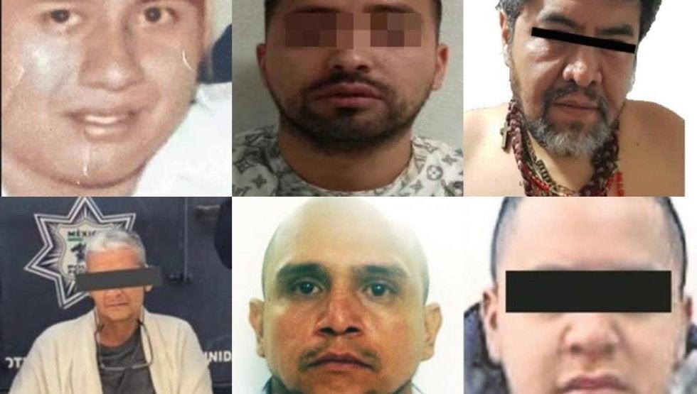 """""""El Mataperros"""", """"El Pozolero"""" y """"La Puerca"""".. lo apodos más sanguinarios y bizarros de los narcotraficantes en México"""