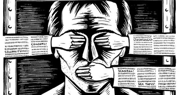 Quelle est la nature de la censure ? La censure politique (limitation par le gouvernement de la liberté d'expression) est différente de la censure indirecte, non officielle, mais sous forme de pression, en particulier une forme de censure économique (due notamment à la concentration des médias, etc.) ; les phénomènes d'autocensure peuvent également être ajoutés.