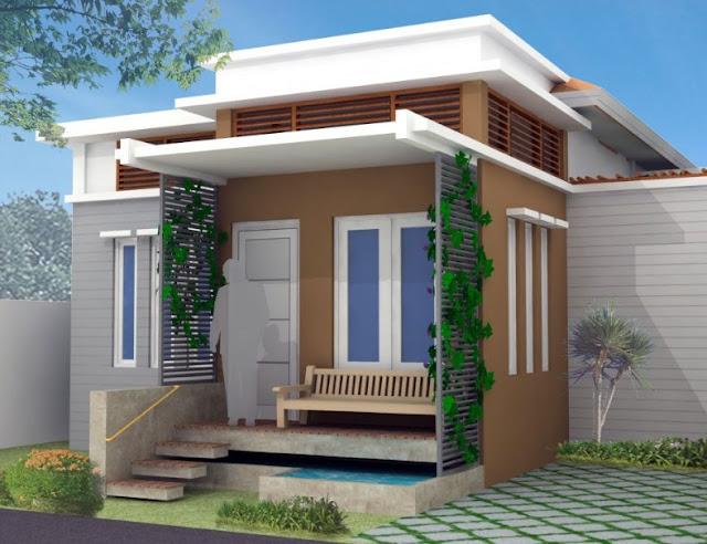Model Rumah Type 36 Minimalis Modern - Rumah Idaman