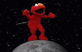 Elmo's World Sky Tickle Me Land