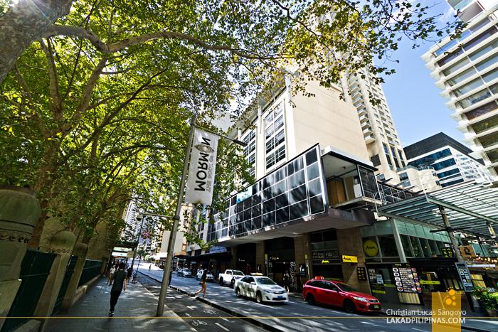 australia rydges world square leveling up at sydney s. Black Bedroom Furniture Sets. Home Design Ideas
