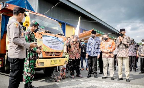 Bansos Beras dari Kemensos Siap di Luncurkan ke 136.016 Warga Kabupaten Jember