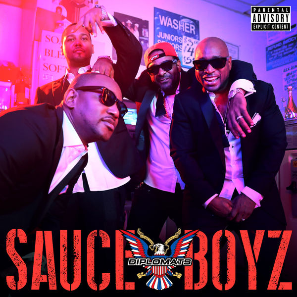 the diplomats sauce boyz cover