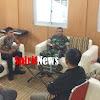 Kapolsek Tinggimoncong Gowa Bersama  Danramil Malino, Temui Pengelola HIGLANDS Malino