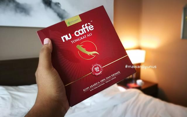 NU-CAFFE | MINUMAN KESIHATAN TONGKAT ALI