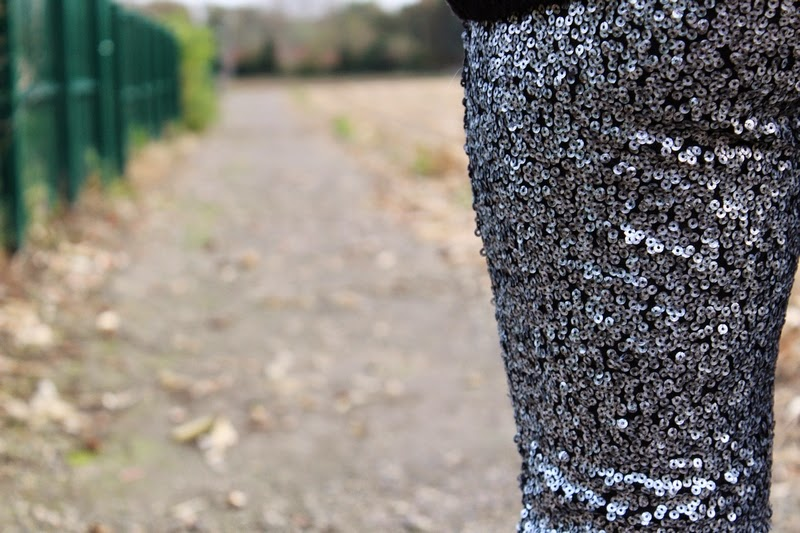 look legging sequins
