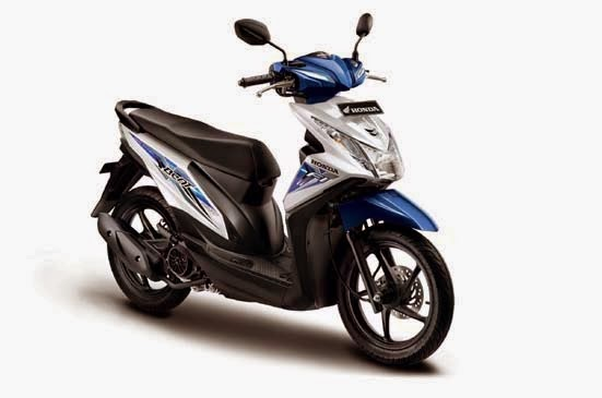 Skutik All New Honda BeAT eSP