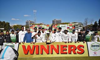 Bangladesh tour of Zimbabwe Only Test Match 2021