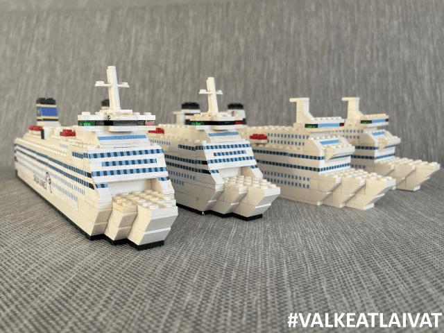 Lego Silja Line 1554-1