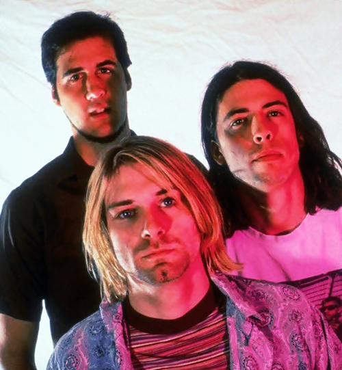 Lyrics de Nirvana